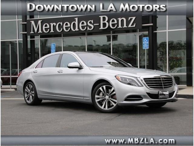 Mercedes Benz Downtown Service