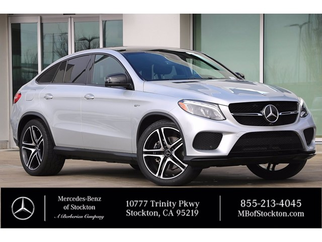 Certified 2019 AMG GLE 43 Coupe