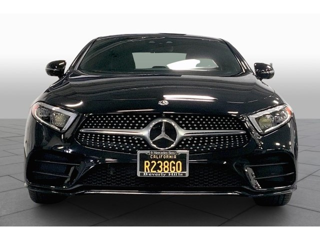 Certified 2019 CLS 450 Coupe