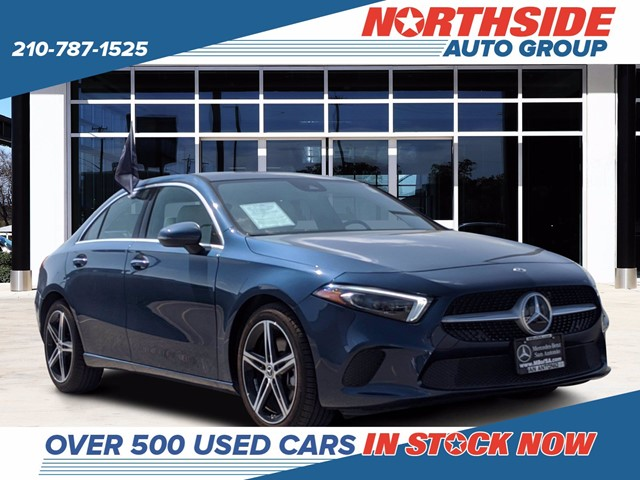 Certified 2019 A 220 Sedan
