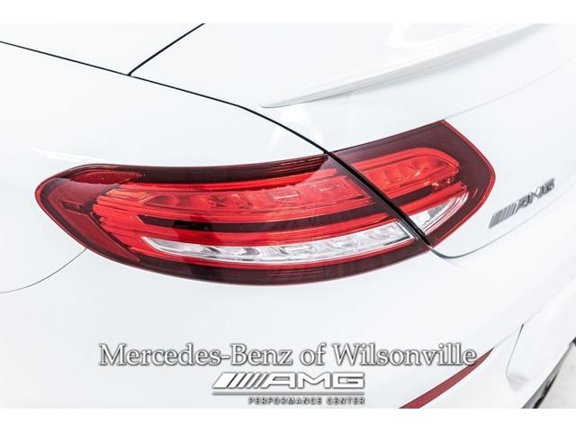 2020 AMG C 63 Cabriolet
