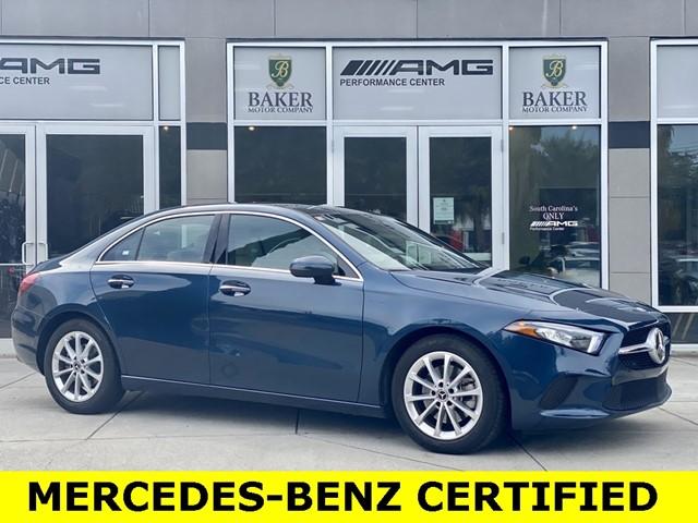Certified 2020 A 220 Sedan