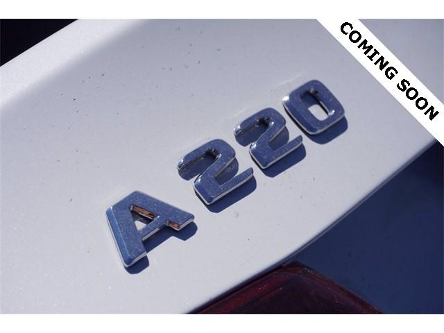 2020 A 220 Sedan
