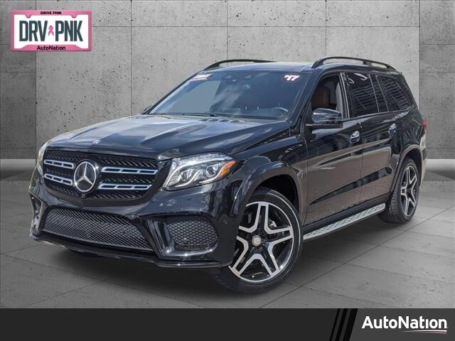 Certified 2017 GLS 550 4MATIC SUV