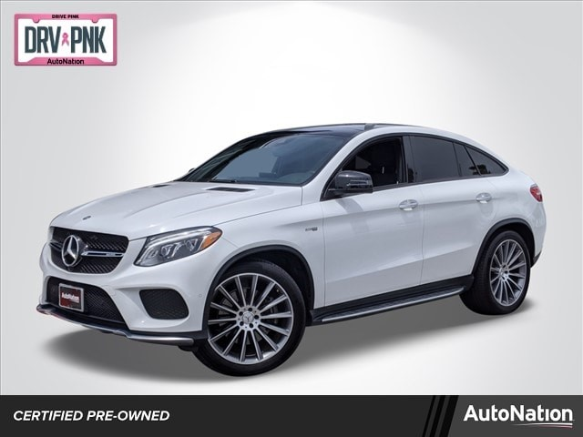 Certified 2017 AMG GLE 43 Coupe
