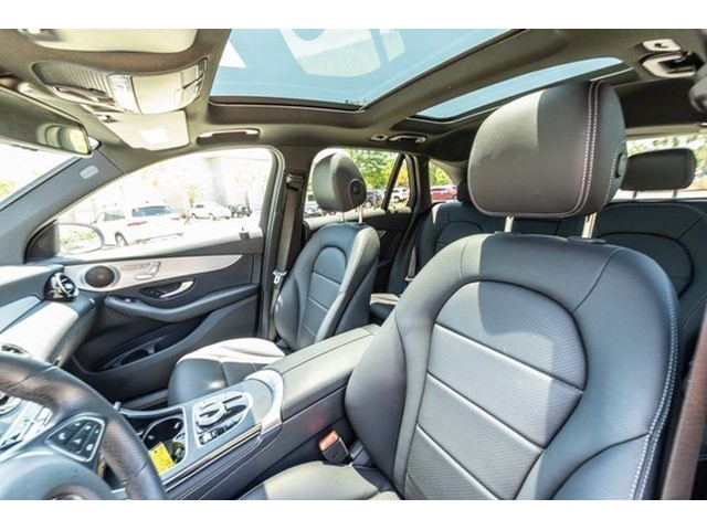 Certified 2019 GLC 300 SUV