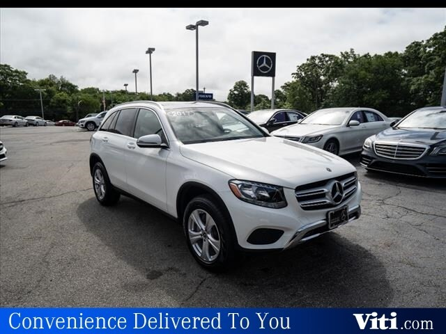Certified 2017 GLC 300 4MATIC SUV