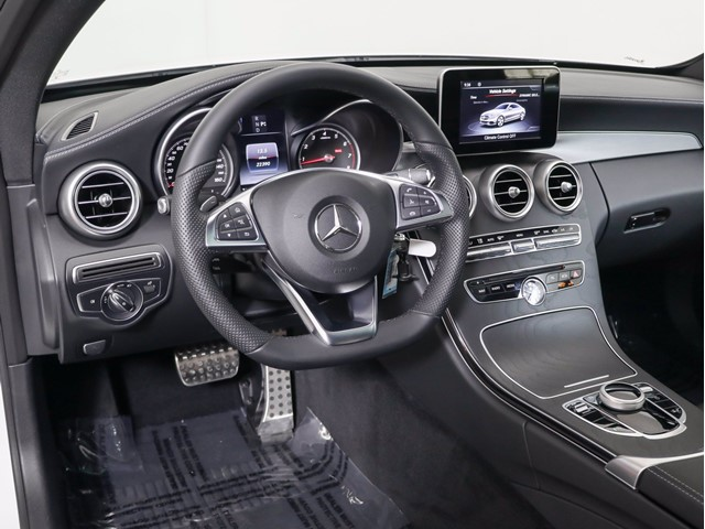Certified 2017 C 300 Coupe