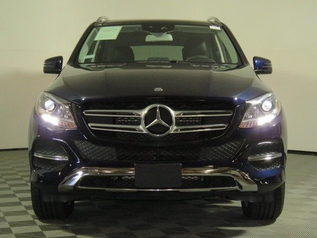 Certified 2016 GLE 350 4MATIC SUV