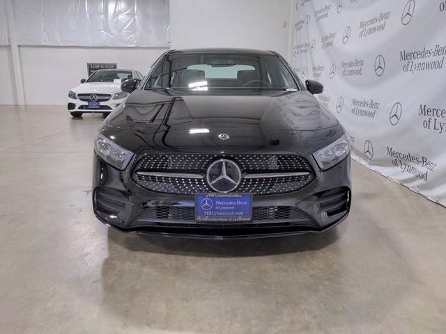 Certified 2020 A 220 4MATIC Sedan