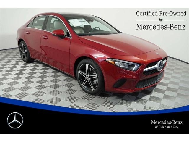 Certified 2021 A 220 Sedan