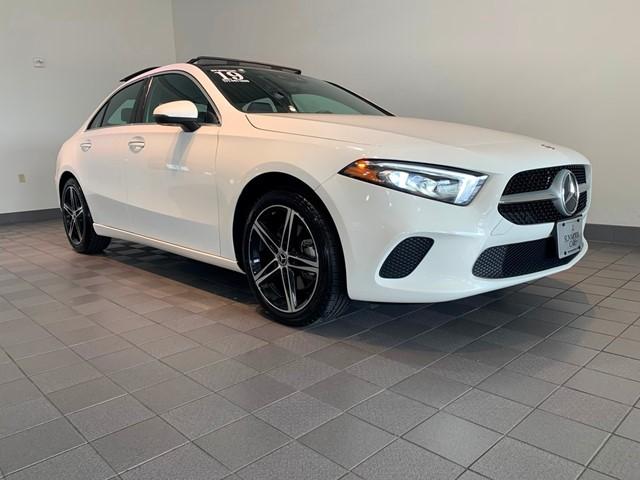 [訂金賣場]Certified 2019 A 220 4MATIC Sedan