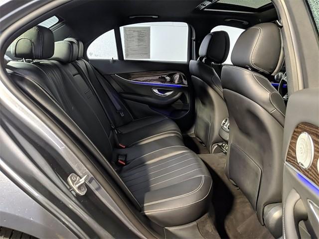 Certified 2017 E 300 4MATIC Sedan