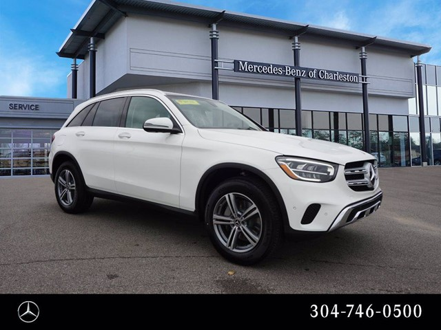 2021 GLC 300 4MATIC SUV
