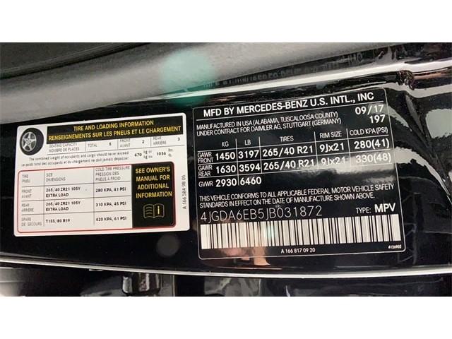 Certified 2018 AMG GLE 43 SUV