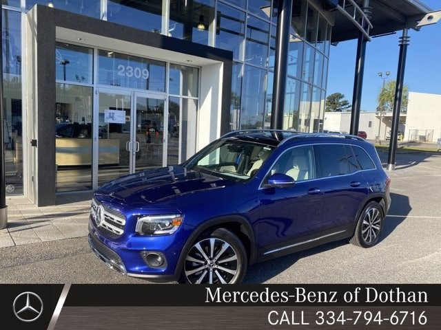 Certified 2021 GLB 250 4MATIC SUV