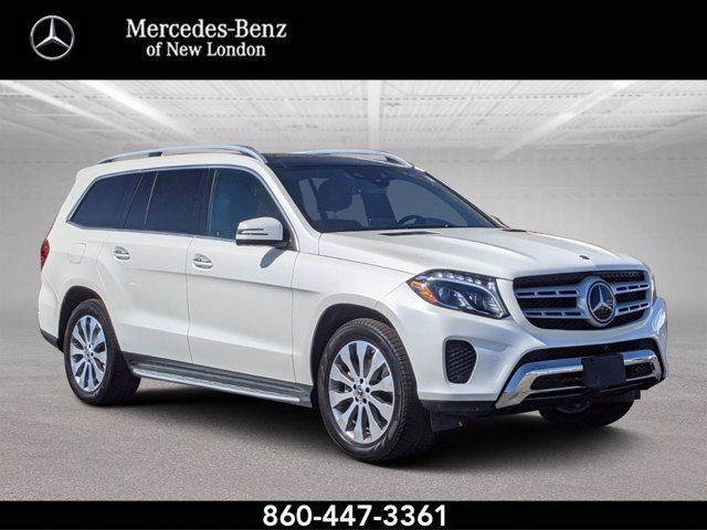 Certified 2018 GLS 450 4MATIC SUV