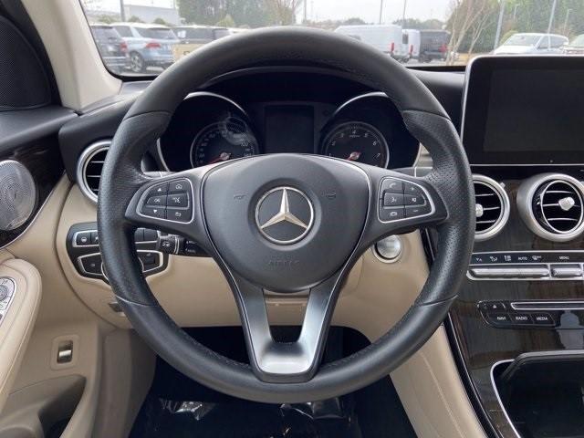 Certified 2017 Mercedes-Benz GLC 300 SUV