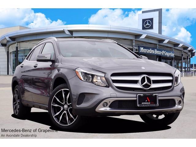 [訂金賣場]Certified 2016 GLA 250 SUV