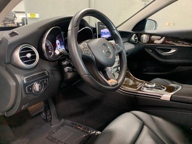 Certified 2018 C 300 4MATIC Sedan